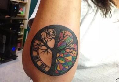 Peace Sign Tattoo Ideas