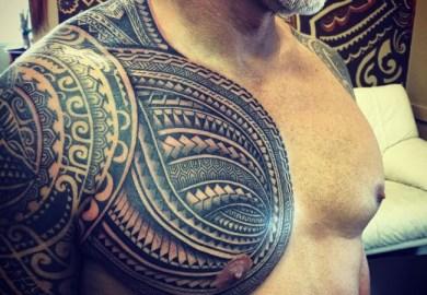 Tribal Tattoo Patterns Designs