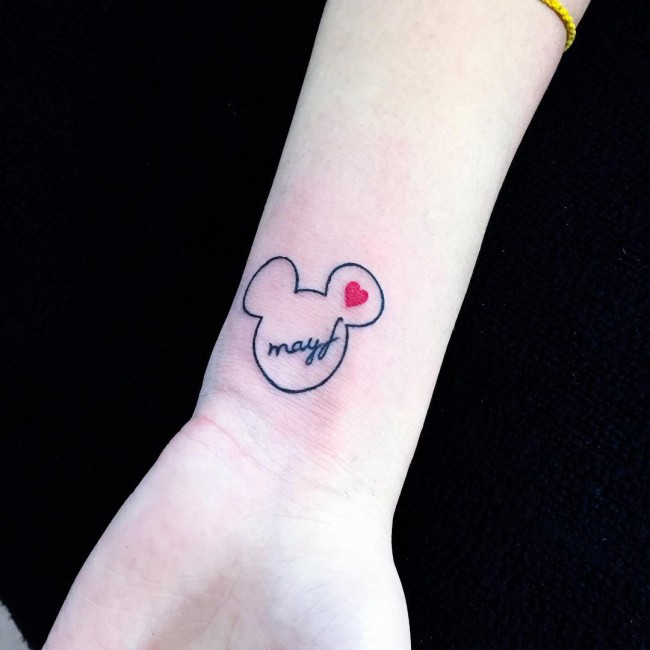 Simple Tattoo Designs For Girls On Fingers