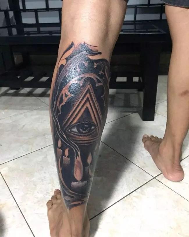 Illuminati Tattoos Designs