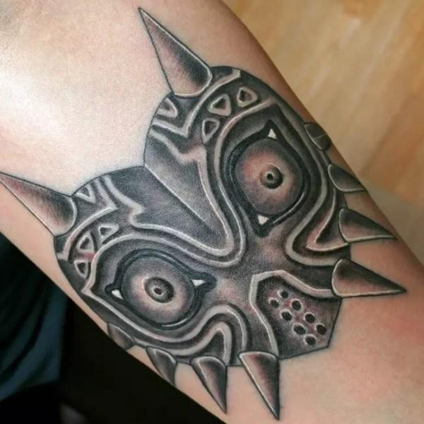 20 Triforce Legend Of Zelda Ocarina Of Time Tattoos Ideas And Designs
