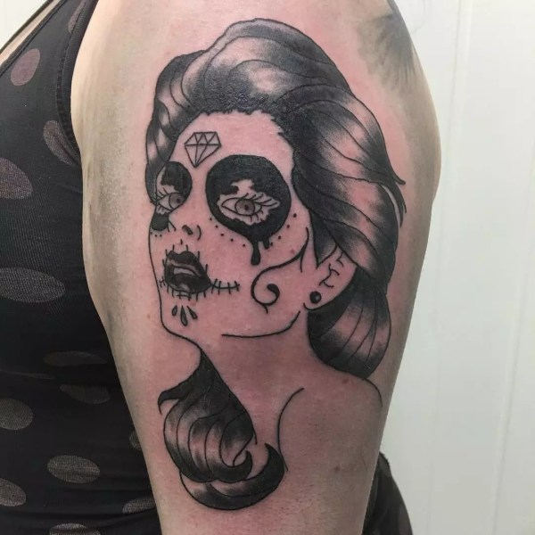 stunning arm tattoos women