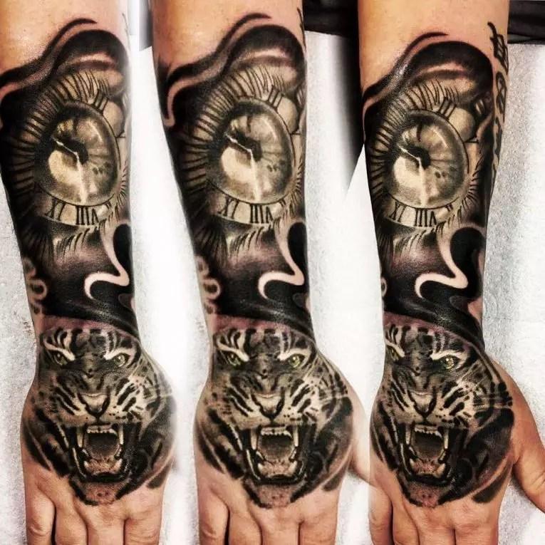 Meaningful Half Sleeve Tattoos