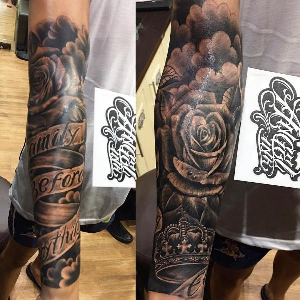 sleeve tattoos men