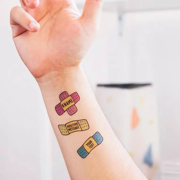 Cool Easy Tattoos To Draw On Yourself