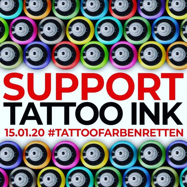 Tattoofarben-Bild