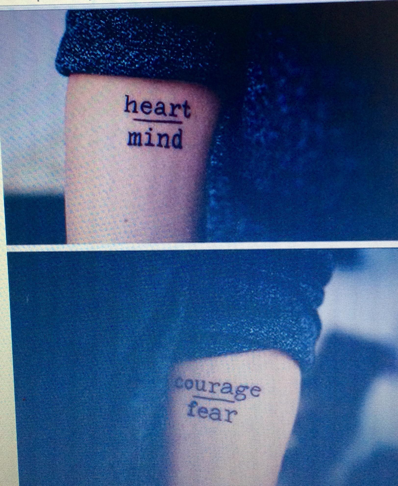 Two Words Tattoo : words, tattoo, Looking, Words, Tattoo.com