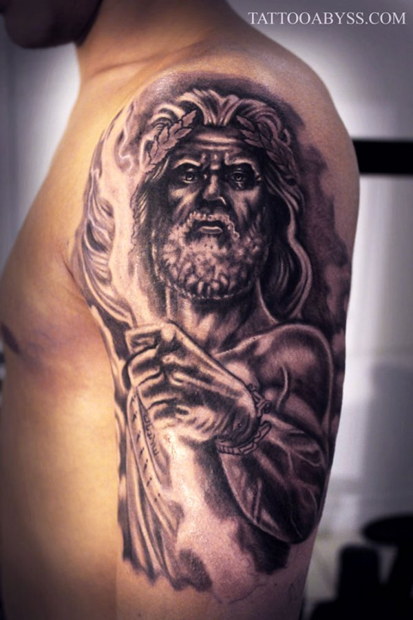 20 2018 Zeus Tattoos Ideas And Designs