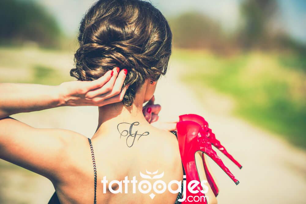 Tatuaje Para Mujer Hombre Parejas Pequeños Y Grandes