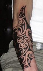 forearm tattoos tribal tattoo artwork arm designs female sleeve celtic easy ancient cool polynesian some
