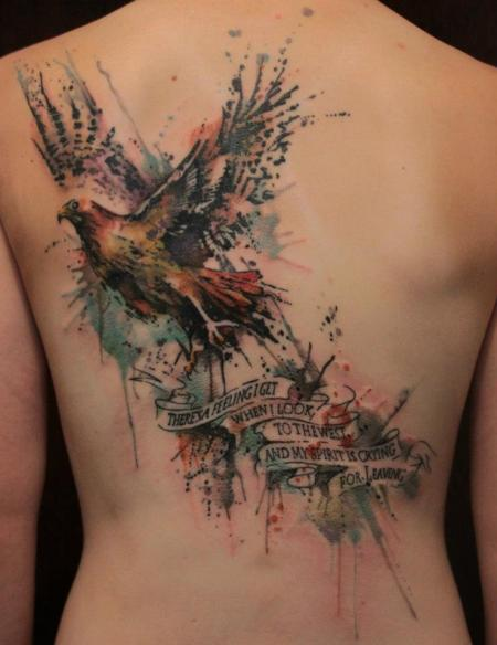 Watercolor Tattoos Tattooart