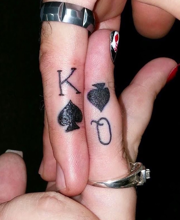 Couple Wedding Tattoo Ideas