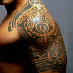 Cool Kitchen Stuff Dexter 42 Maori Tribal Tattoos That Are Actually ...