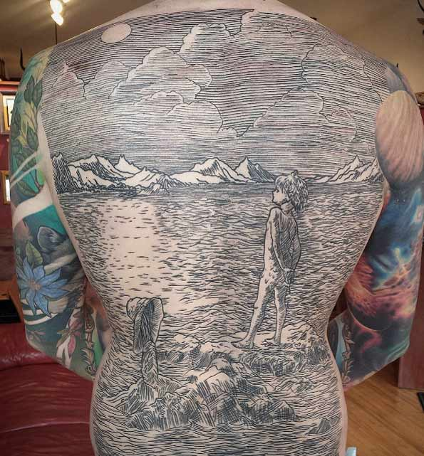 60 Inspiring Tattoo Ideas For Men With Creative Minds