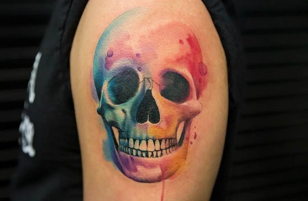 60 Best Skull Tattoo Designs And Ideas  Tattoobloq
