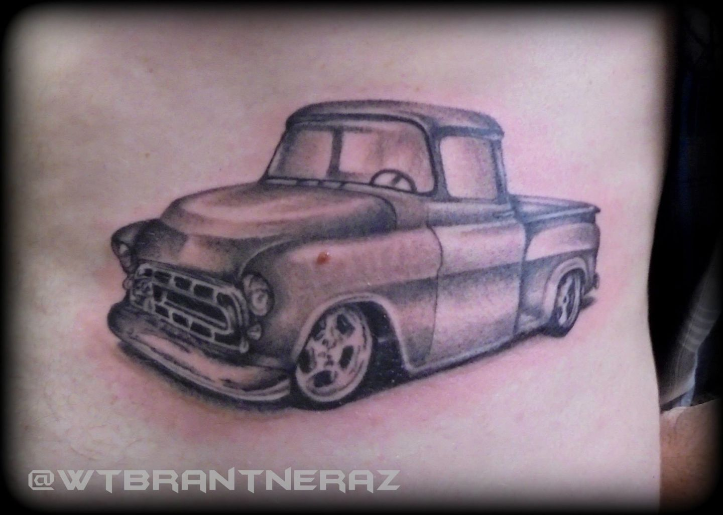 1955 Chevy Truck Drawings
