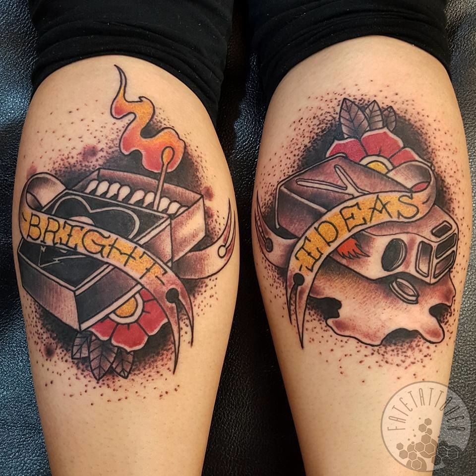 latest alkaline trio tattoo