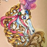Latest Carousel Horse Tattoos Find Carousel Horse Tattoos