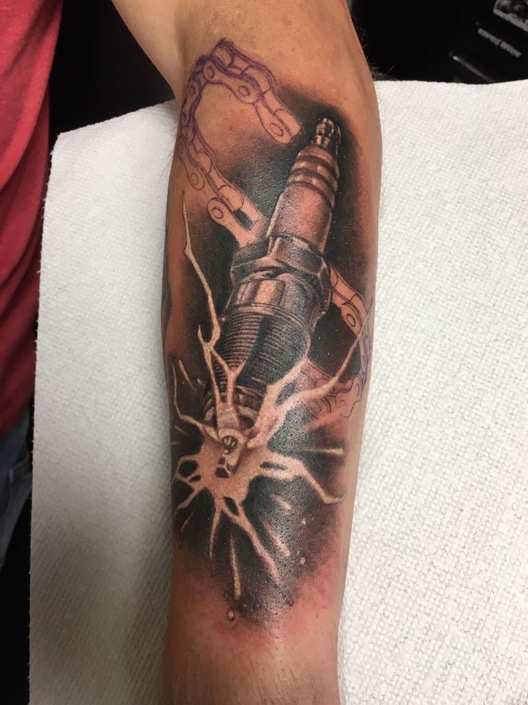 Latest Electricity Tattoos Find Electricity Tattoos
