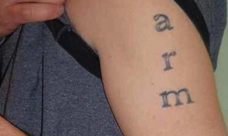 Image result for dumb tattoos photos