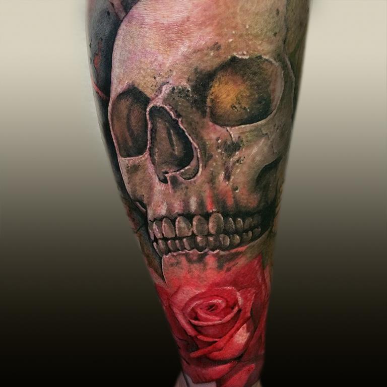 Realismo A Color Seminario Por Verónika Liddell Organiza Tatuadoreses