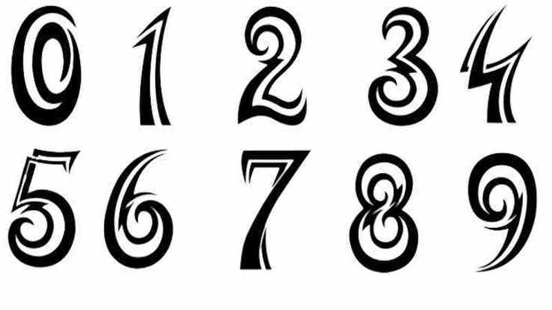 Cool Number Fonts Free Download • Playapk.co