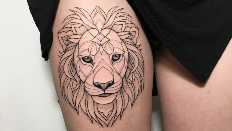Ira Shmarinova Las Líneas De Moscú Tattoo Dixit