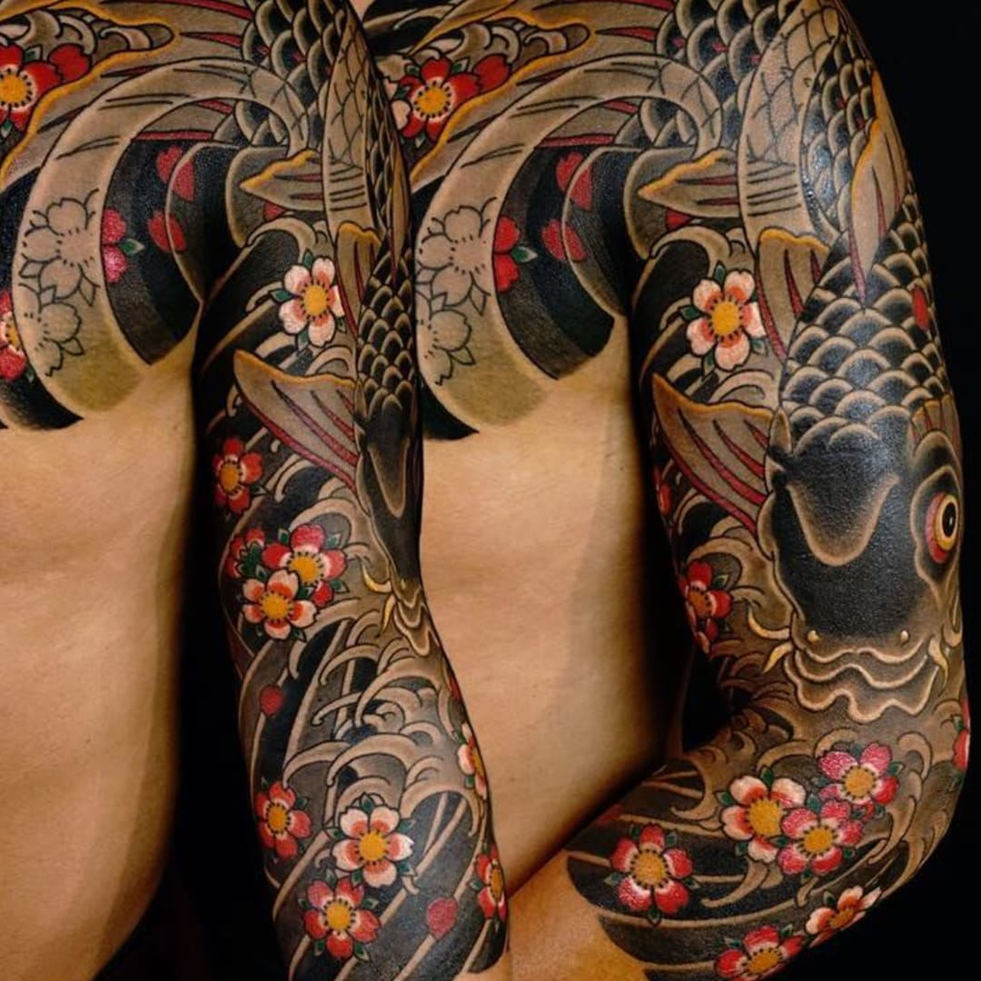 Irezumi, Tebori, And The History Of The Traditional