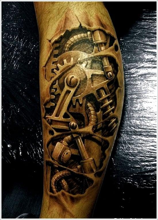 Cheese Work Tattoo : cheese, tattoo, Amazing, Ripped, Tattoo, Designs