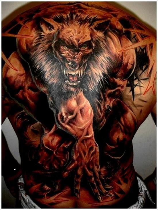 Good Wolf Bad Wolf Tattoo : tattoo, Meaningful, Tattoo, Designs