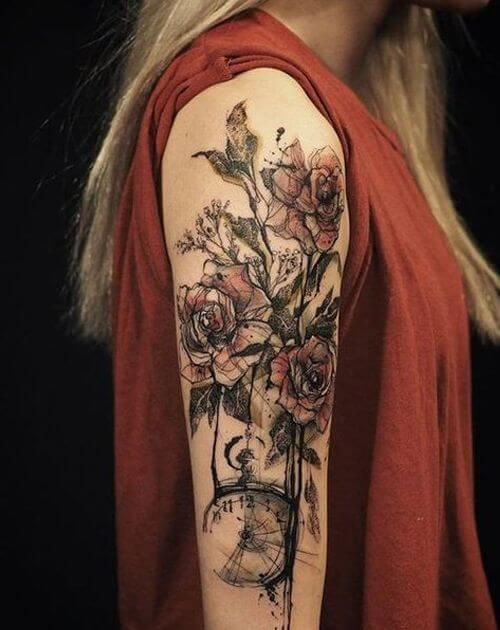 Womens Tattoo Ideas Arm • Arm Tattoo Sites