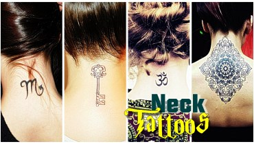 Neck_tattoos_1  150+ Best Tattoo Designs for Neck in 2020 Neck Tattoos 1 1