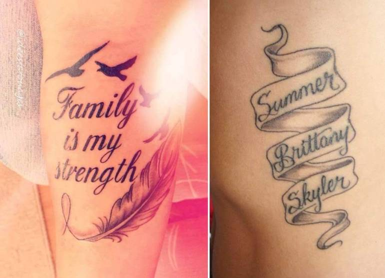 Family_tattoos_67948460  80+ Amazing Family Tattoos with Meanings family tattoos 67948460