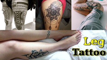 Leg_tattoos_0  80+ Leg Tattoo Design for Decorate your Importat Body Organ leg tattoos 0