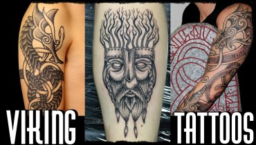 Viking_tattoos  100+ Viking Tattoos: Brave, Mighty, Strong, Leadership viking tattoos