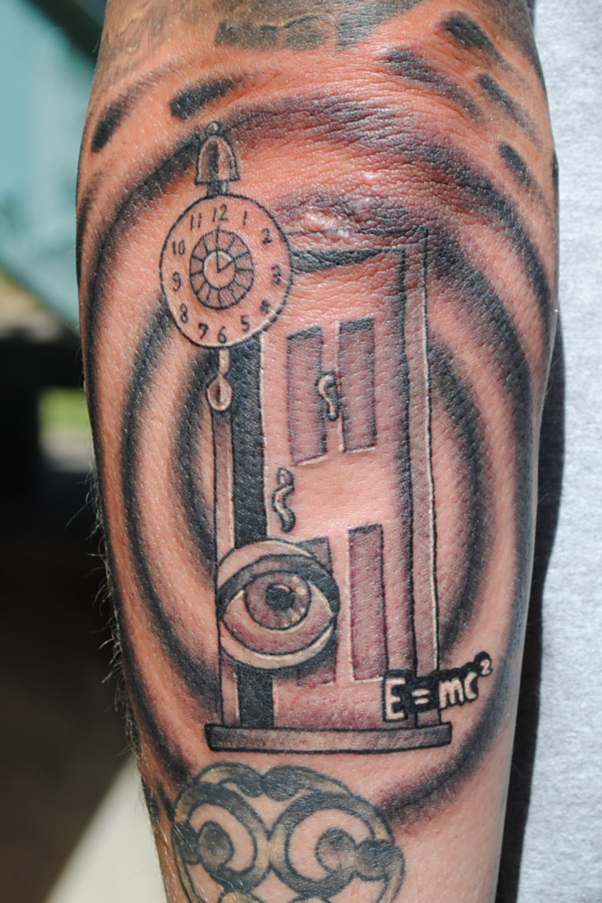 Twilight Zone Tattoo