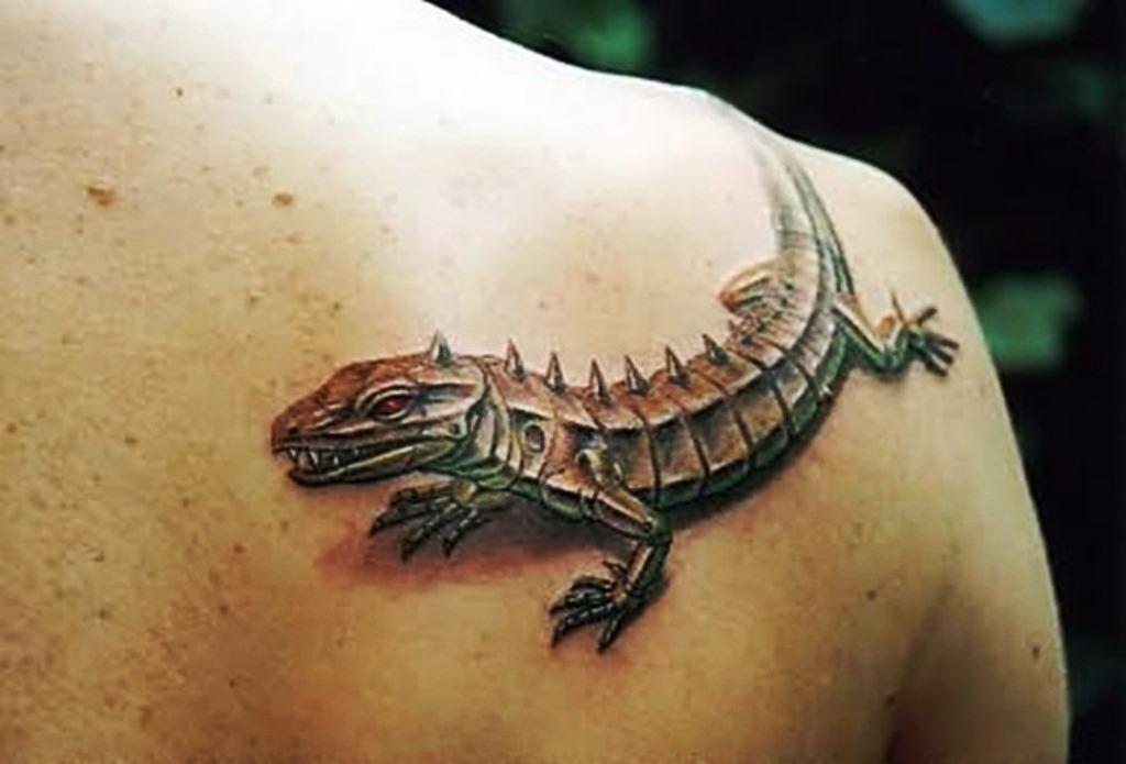 Lizard Tattoos Tattoofanblog