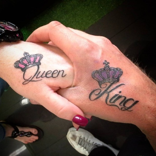 20 Queen Tattoos For Girls Hand Ideas And Designs