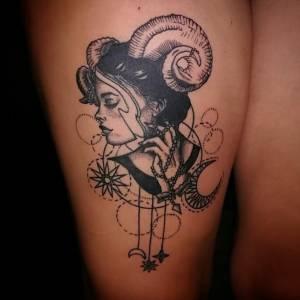 damaris benito taqtuaje tattoo palencia san antolin infame