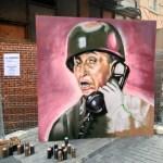 el chorro arts san antolin infame palencia arte urbano exposición bares con arte
