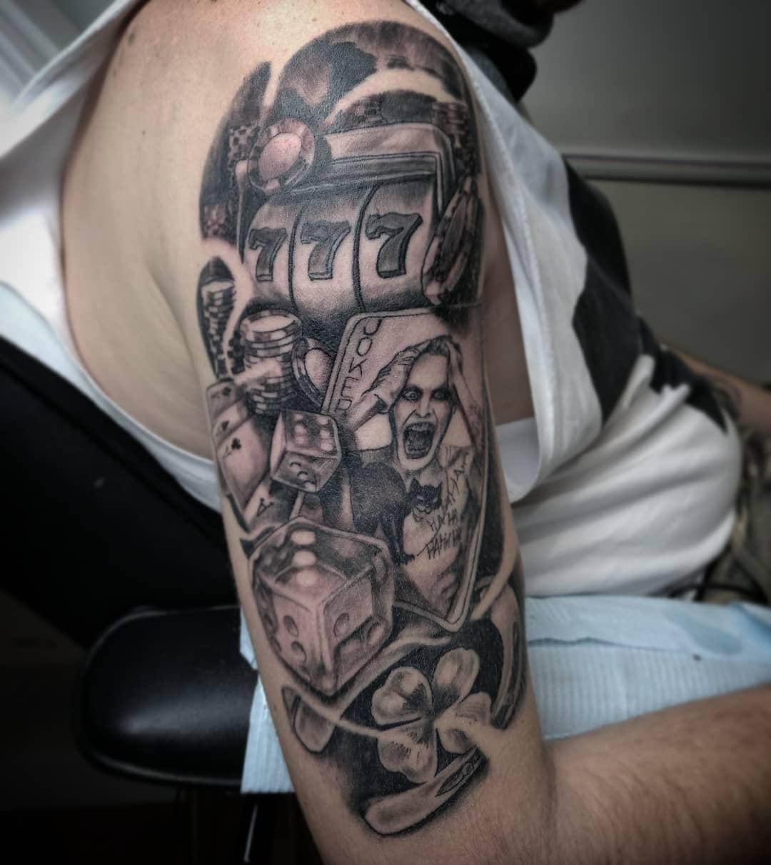 tattoo palencia tatuajes realismo