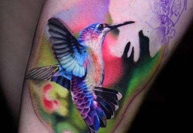 Tattoo Colorful Designs