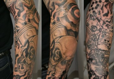 Tattoo Designs For Arm Sleeves