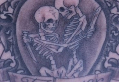 Married Couples Tattoos Ideas