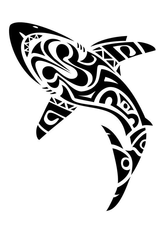 Tribal Animal Tattoo Drawings