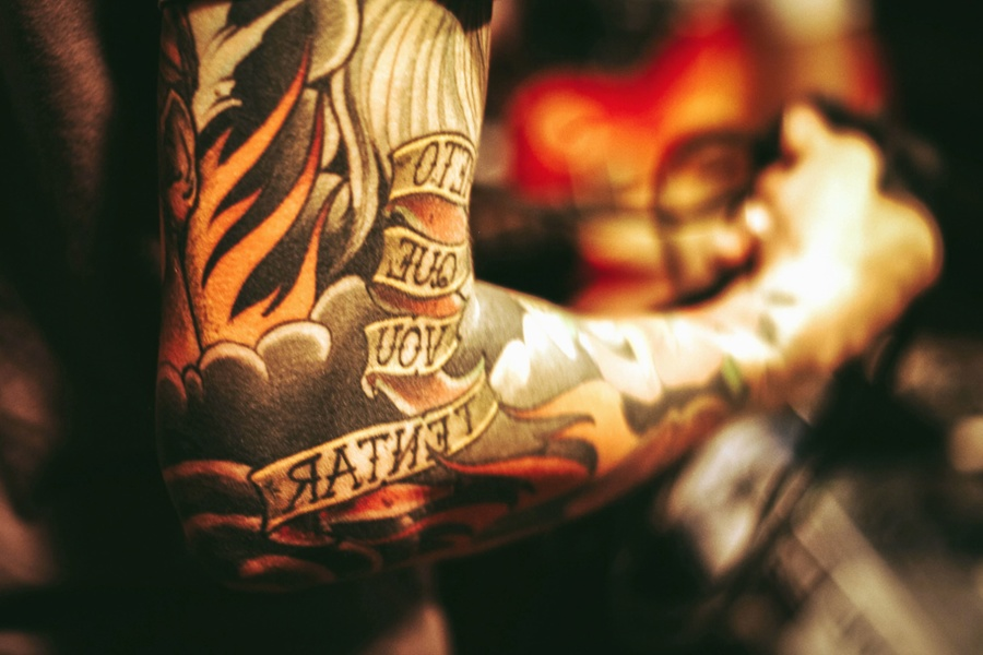 "Don't Be a ""Copytat"": Why Copying Tattoos Is Deeply Uncool"
