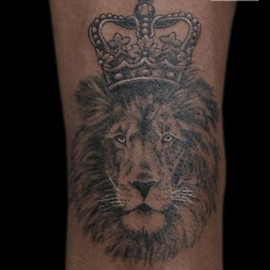 ライオン クラウン 王冠 lion crown