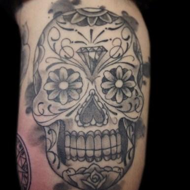 キャンディスカル sugar skull