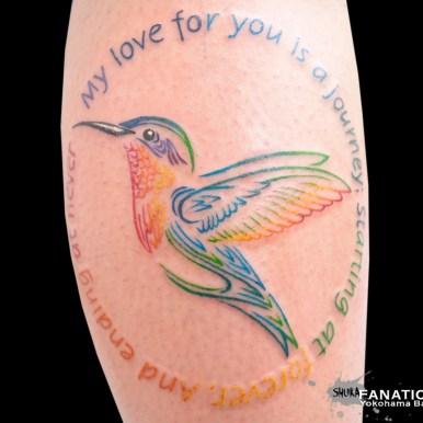 ハミングバード humming bird