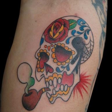 シュガースカル パイプ skull